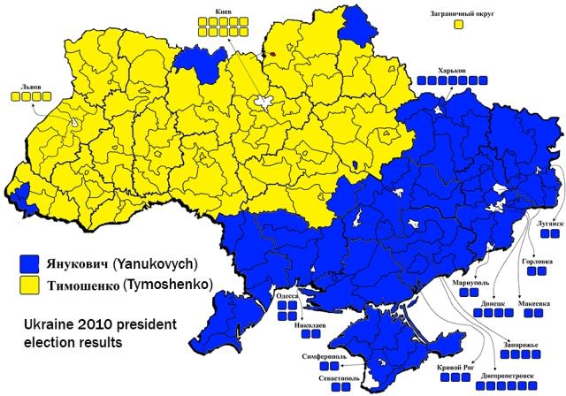 Political Ukraine 2010 election
