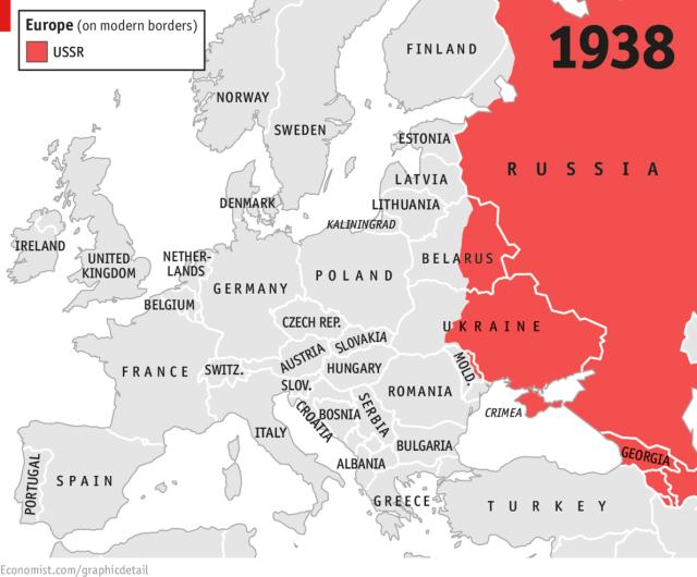 History USSR 1938