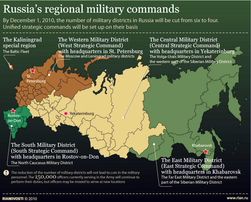 Russia Kemerovo Map%0A mapmilitarydistricts