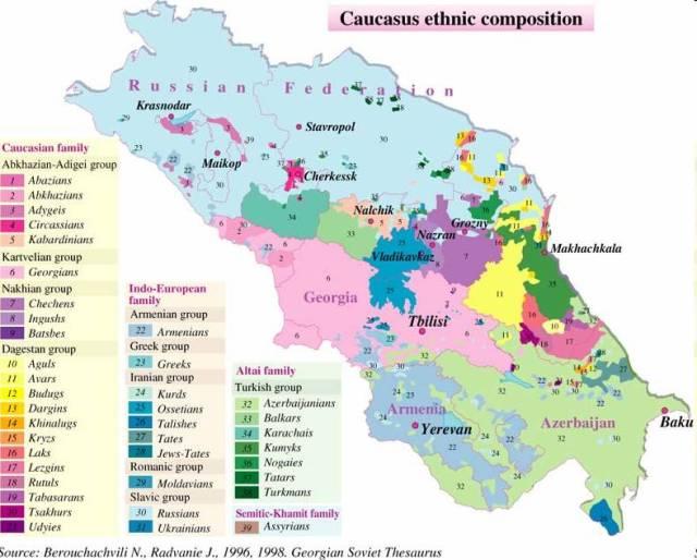 Caucasus_ethnic