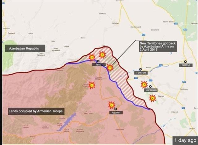 Karabakh conflict zone LiveUA Caucasus