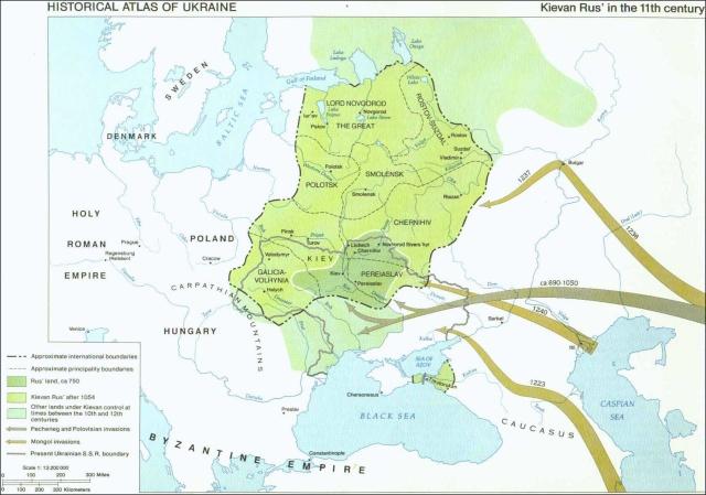 1100  Kievan-Rus'-11thcent