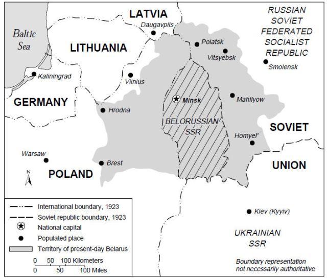 1923 belarus-1923