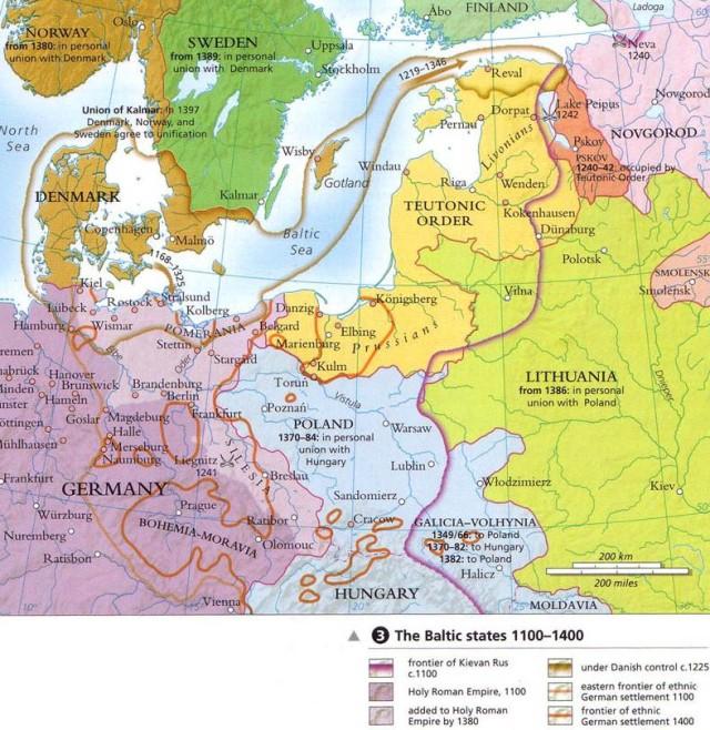 Baltic maps | Eurasian Geopolitics
