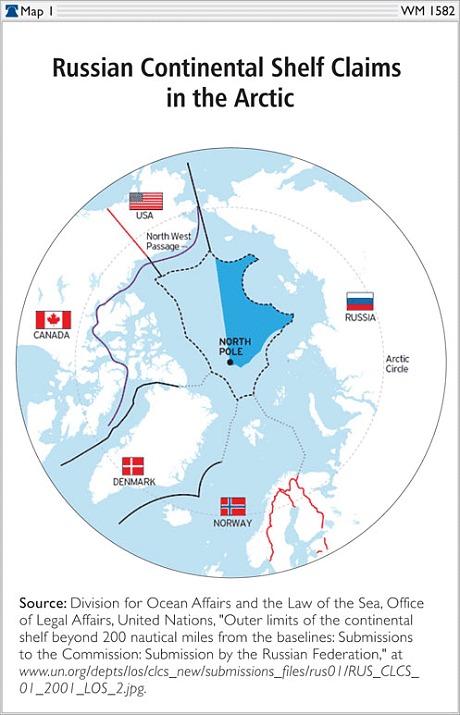 Arctic territorial