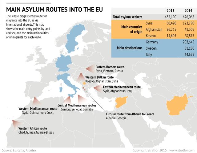 Asylum schengen_asylum_routes